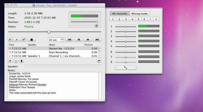 Mac Player for Liberty Recording ( dcr) Files – Liberty